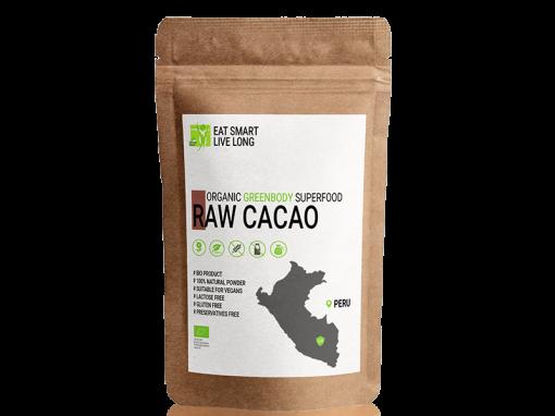 RAW Kakao - RAW CACAO - PERU - 500g