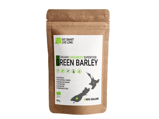 GREEN BARLEY - NEW ZEALAND - 500 g