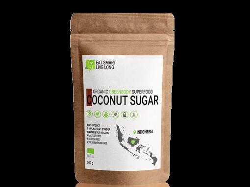 Kokosový cukor - Coconat Sugar - 500g
