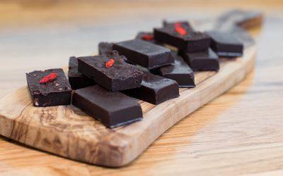 Domáca GreenBody čokoláda (horká) z 3 ingrediencii