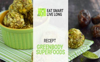 Sladký snack zo zeleného jačmeňa